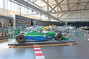 Motorworld Köln - Rheinland - Michaël Schumacher Collection