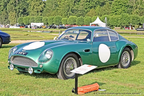 Aston Martin DB4 GT Zagato - 1961