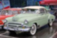 Chevrolet Styline Deluxe Belair - 1951