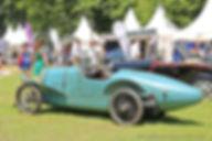 Bugatti Type 22 Brescia - 1920
