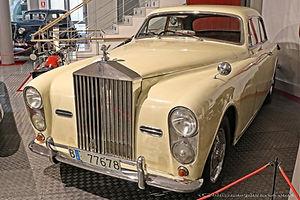 Rolls-Royce Silver Wraith - 1946