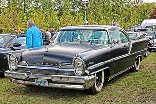 Lincoln Premiere Coupe 2-Door Hardtop - 1957