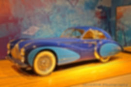 Talbot Lago T26 Grand Sport Coupé Saoutchik 1948