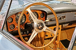 Alvis TE 21 Super by Graber - 1964