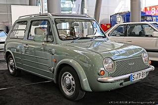 Nissan Pao - 1989