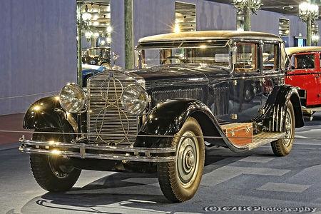 Isotta-Fraschini Typo 8A Berline by Sala 1925