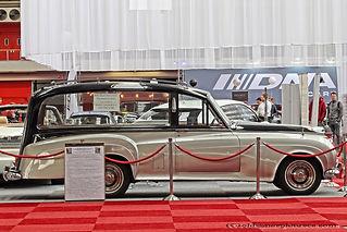 Rolls-Royce Silver Cloud I by Hooper - 1965