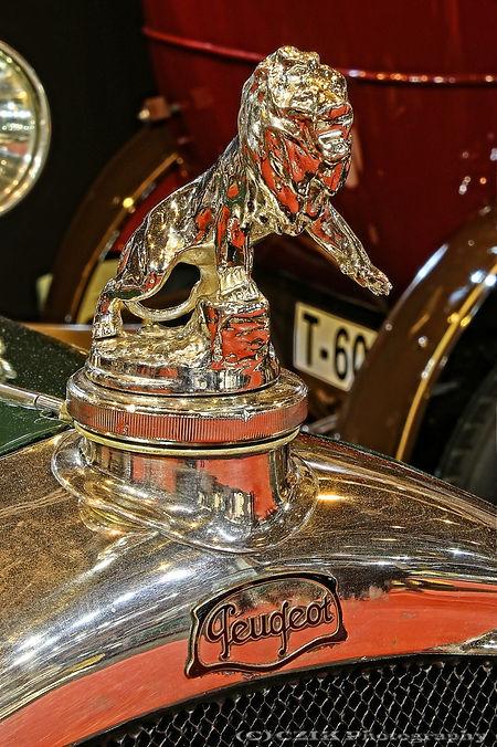Peugeot 173 Torpedo Sport - 1925