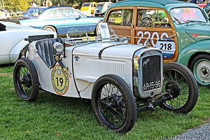 Austin Ulster - 1930