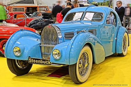 Bugatti Type 57 Aerolithe Coupé - 1935