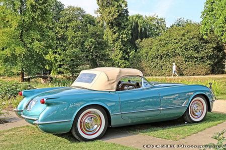 Chevrolet Corvette C1 - 1954