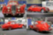 1939 - Alfa Romeo 8C 2900B Touring Berlina