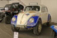 VW Coccinelle - 1964