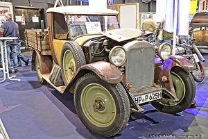 Adler 6/25 - 1926