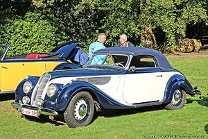 BMW 327-28 Roadster - 1939