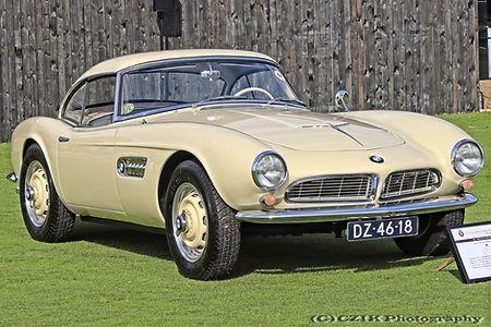 BMW 507 S1 Hardtop - 1957