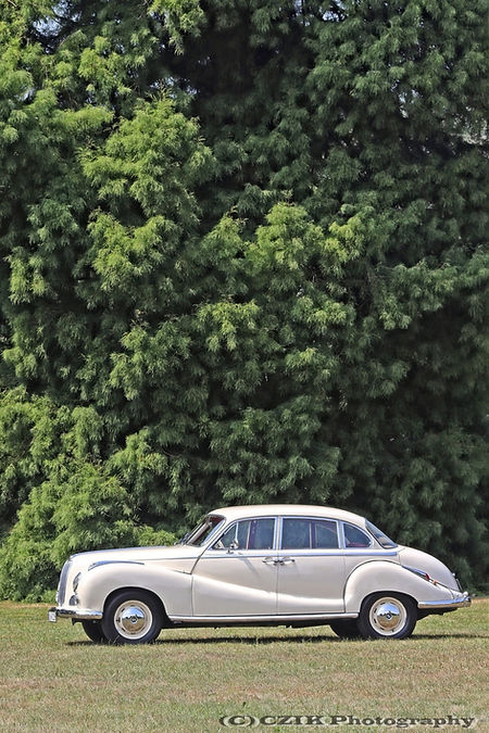 BMW 502 - 1960