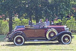 Chrysler Six CI Convertible - 1932