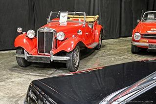 MG TD - 1950