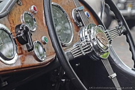 Vauxhall Tourer Speed - 1934