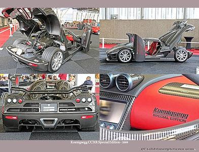 2009-Koenigsegg CCXR Special Edition