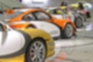 Porsche 911 GTE's