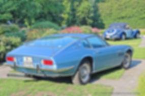 Maserati Ghibli - BMW 328