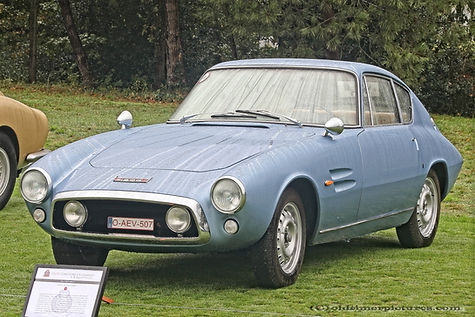 Ghia 1500 GT - 1965