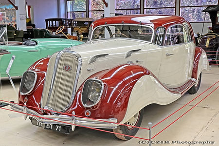 Panhard & Levassor X77 Dynamic - 1937