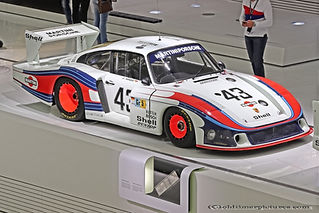 Porsche 935-78  Moby Dick - 1978