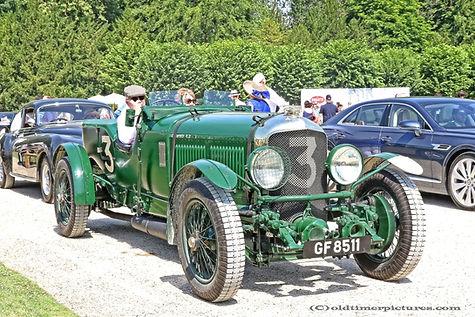 Bentley Speed Six - 1930
