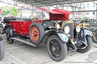 Mercedes-Benz 15/70/100 Open Tourer - 1925