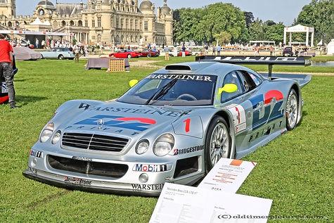 Mercedes - Benz CLK-GTR - 1997