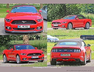 2016-Ford Mustang 5.0 V8 GT Convertible
