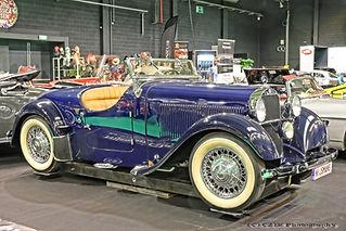 Mercedes-Benz 170 Sport Roadster - 1934
