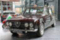 Alfa Romeo Berlina 2000 - 1973