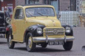 Fiat 500 C Topolino - 1955