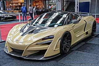 McLaren 720S N Largo - 2019