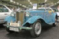 MG TD - 1951