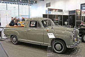 Mercedes-Benz 180D Ponton Pick Up - 1958