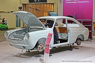 VW Typ 3 1600 TL - 1968