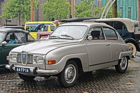 Saab 96 V4 - 1975