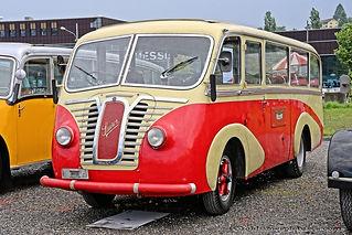 Saurer Hochsitz-Omnibus - 1936