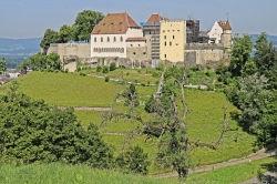 Schloss Lenzburg, Switzerland