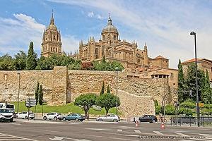 Salamanca - Catedral de Salamanca