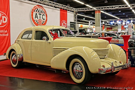 Cord 812 Westchester - 1937