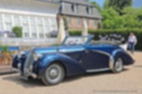 Delahaye 135M Cabriolet Vesters & Neirinck - 1948