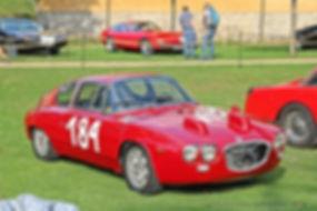 Lancia Zagato Prototipo - 1964