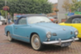 VW Karmann Ghia - 1958