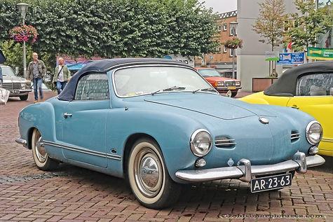 VW Karmann Ghia - 1958